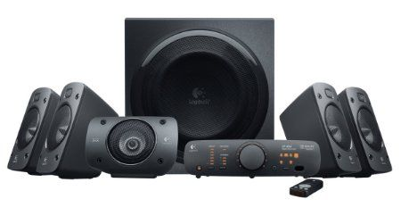 Logitech Z906 Surround Sound Speakers $217.06 FS w/Prime sold by Amazon #LavaHot http://www.lavahotdeals.com/us/cheap/logitech-z906-surround-sound-speakers-217-06-fs/118110