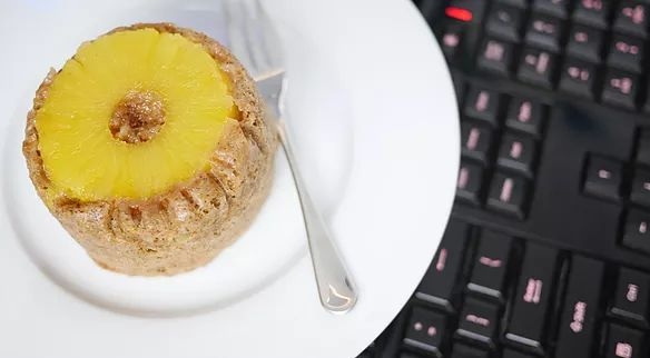 Pineapple Ponzecake from Final Fantasy XIV: IRL Recipe