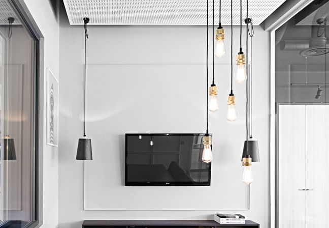 Lampa HOOKED 6.0 / nude | Buster + Punch