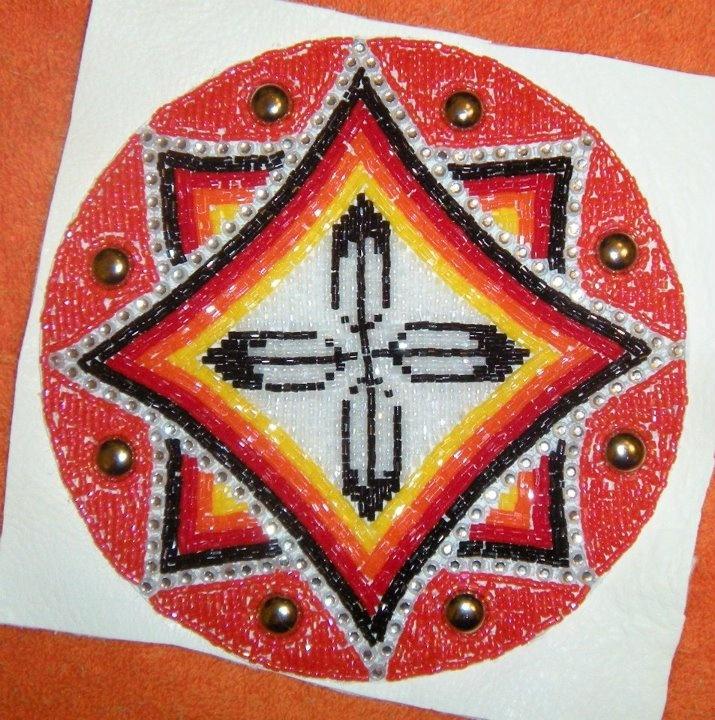 146 Best Beaded Rosettes Images On Pinterest Crochet Tote