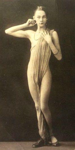Naked tina caspary nude