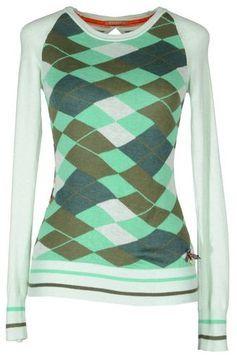 PHARD Long sleeve jumper on shopstyle.co.uk