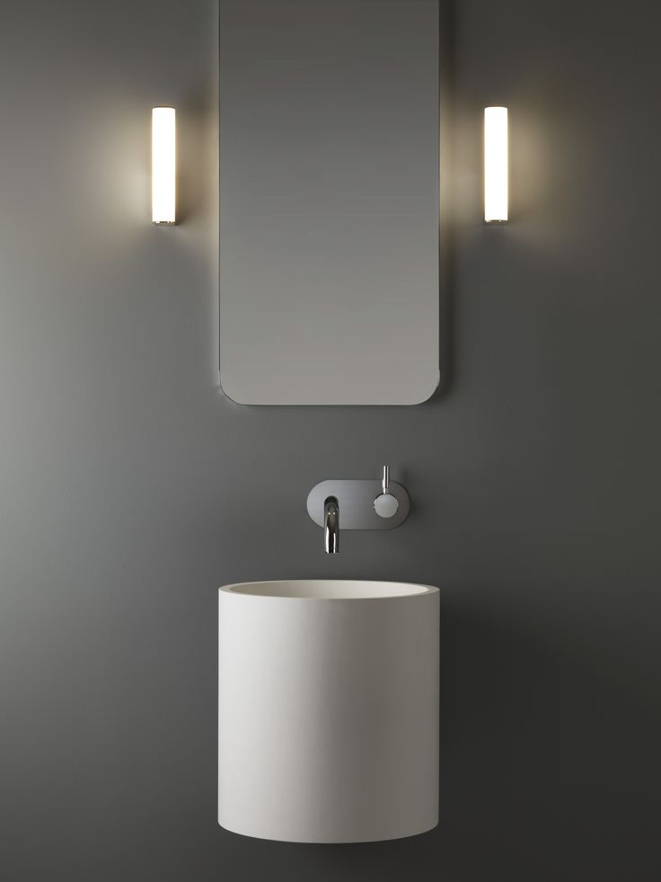 The best types of lighting for your bathroom.