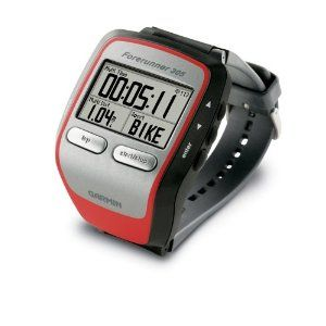 Garmin Forerunner 305 GPS Receiver With Heart Rate Monitor.