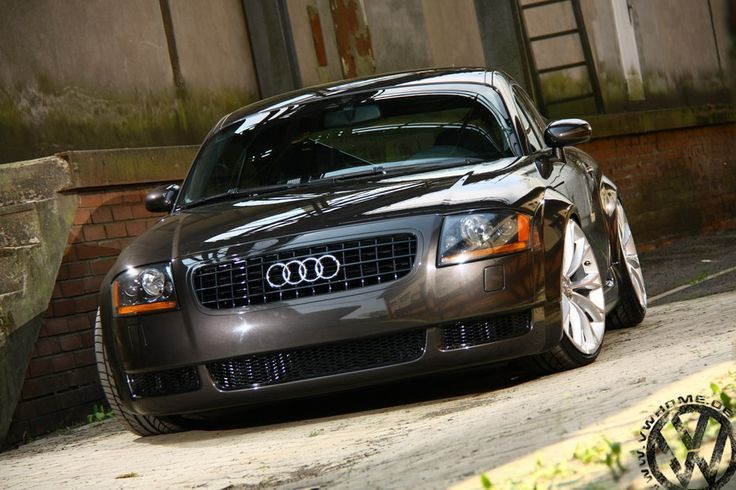 Cool Audi 2017: audi tt mk1 tuning - Google Search...  My Audi TT V6