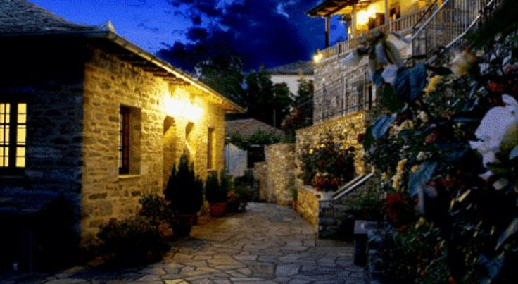 Hotel Dryades and Spa Áyios Lavréndios Set in an 1860 former manor house, Hotel Dryades and Spa is located at an altitude of 600m, in Agios Lavrentios, close to mount Pilion and 21km from Volos.