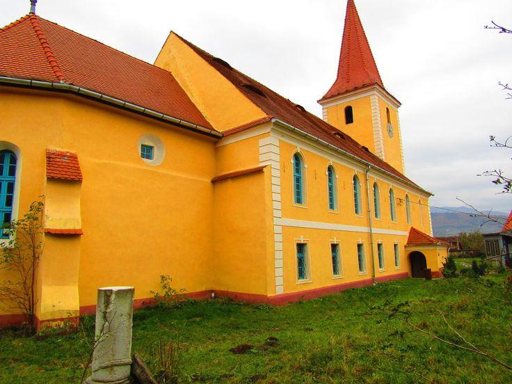 biserica evanghelica talmaciu - Căutare Google