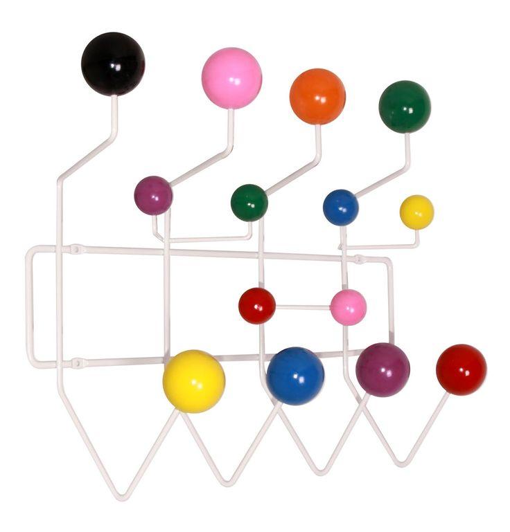 Replica Eames Hang-It-All by Charles and Ray Eames - Matt Blatt