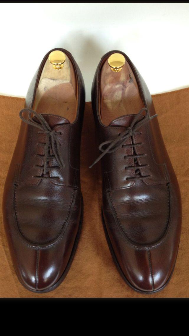 Johnlobb Beautiful Split Toe Norwegians For Me Shoes