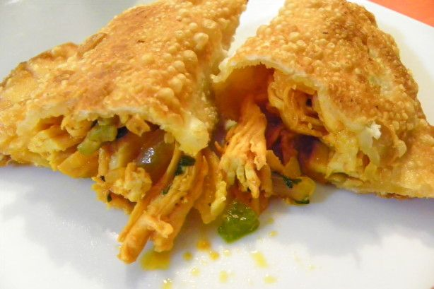 Make and share this Puerto Rican Fried Meat Pies: Empanadas recipe from Food.com.