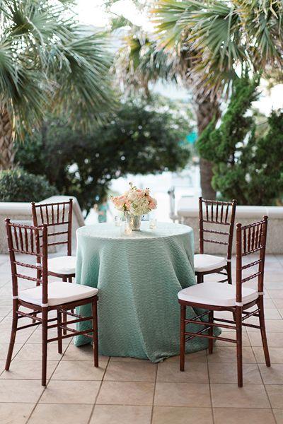 Bald Head Island Club Wedding by Rachel Red