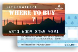 ISTANBULKART – TOTAL GUIDE TO ISTANBUL'S METRO PASS ● TURKEY TRAVEL JOURNAL