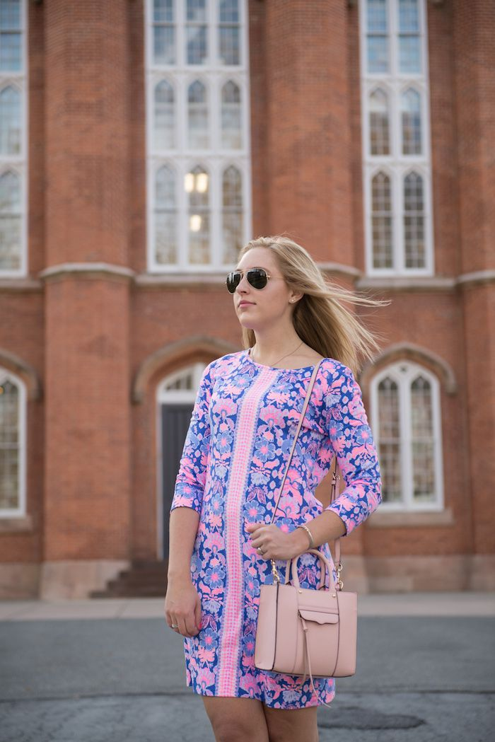 Lilly Pulitzer Marlowe Dress - one of my favorite blog outfits from 2016. See more of my year in review on A Pop of Pink.