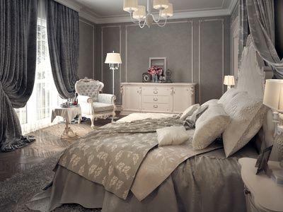 Простые правила декорирования спальни