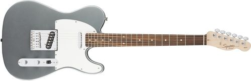 Squier Affinity Series Telecaster Slick Silver