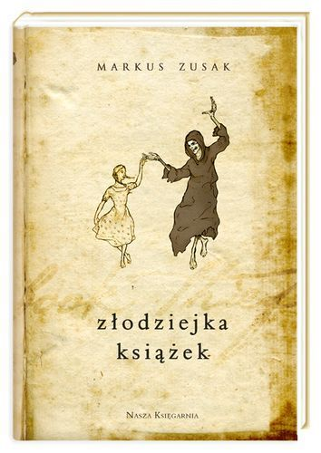 Złodziejka książek -   Zusak Markus , tylko w empik.com: 39,49 zł. Przeczytaj recenzję Złodziejka książek. Zamów dostawę do dowolnego salonu i zapłać przy odbiorze!