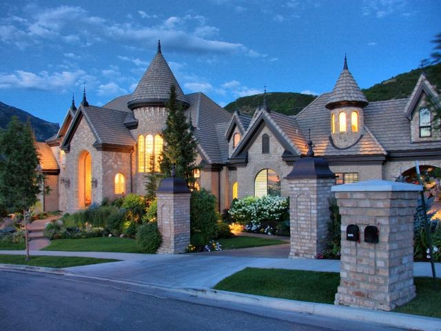 117 best images about dream homes in utah on pinterest for Luxury dream homes for sale