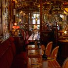 Amadeus: the best ribs in Ghent, and a very nice restaurants full of mirrors. (even the toilets are great! ) Gouden Leeuwplein 7, 9000 Gent