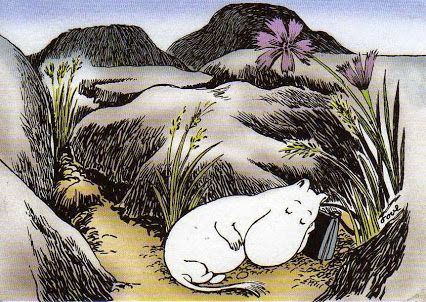 Moomin dreams