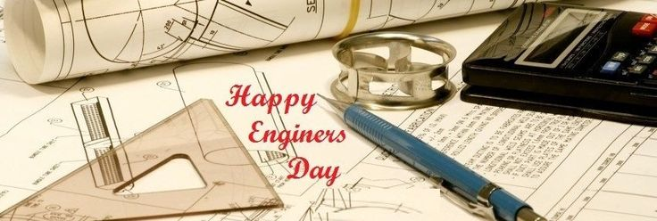 """""""To make our country great, self-supporting and strong, work hard, work harder work with efficiency, work in a co-operative spirit and work with a team spirit.- Sir M. Visvesvaraya  Happy #EngineersDay!   The Engineers' Day is celebrated in India on the birth anniversary of the great Indian engineer, statesman, A scholar Mokshagundam Visvesvaraya, who was born on 15, September ."""