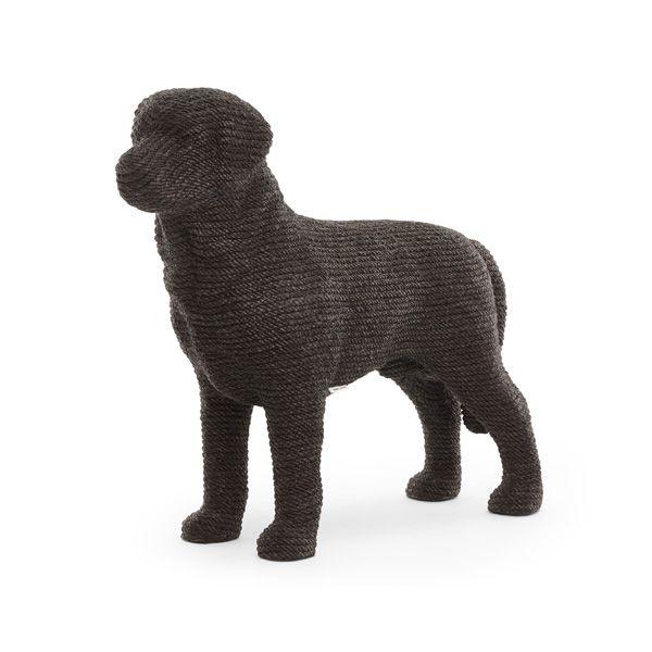 DOG-black-front side-Soonsalon