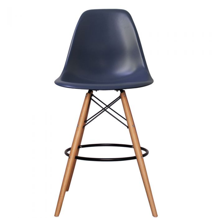 Charles Ray Eames Style Dsb Bar Stool Bar Stools Stool Eames