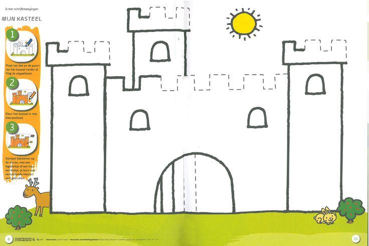 Thema ridders en kastelen google zoeken kastelen enzo for Werkbladen ridders en kastelen