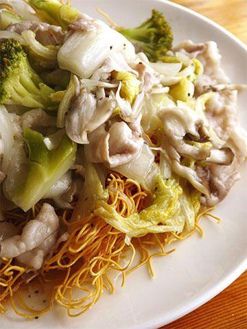 ありあわせ野菜で皿うどん by たんぽぽさん | レシピブログ - 料理 ...