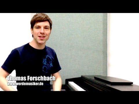 Klavier spielen lernen in 10 min! - So geht's wirklich! - YouTube