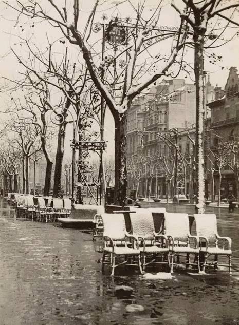 Passeig de Gràcia 1932