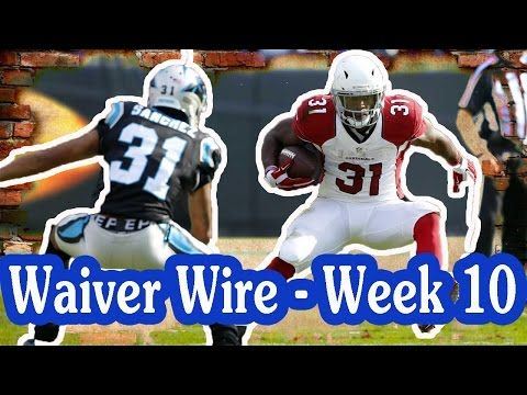 Fantasy Football Podcast - HARRIS FOOTBALL - Waiver Wire - Week 10