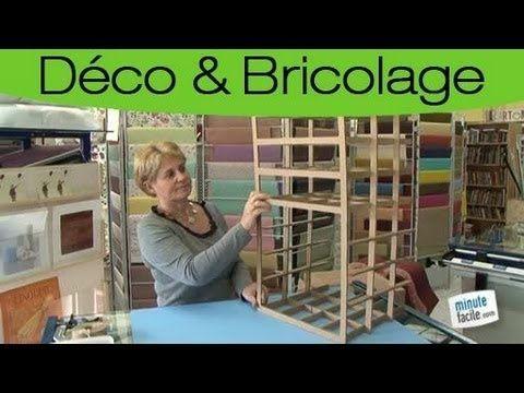 Réaliser vous-même un meuble en carton - YouTube