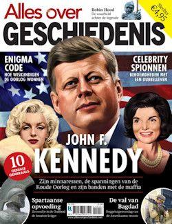 3x Alles Over Geschiedenis € 12,50: Lees iedere maand alles over historische gebeurtenissen en personen in dit mooie geschiedenisblad voor de hele familie!