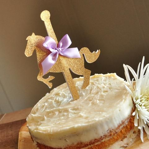 1000 Ideas About Carousel Cake On Pinterest Carousel
