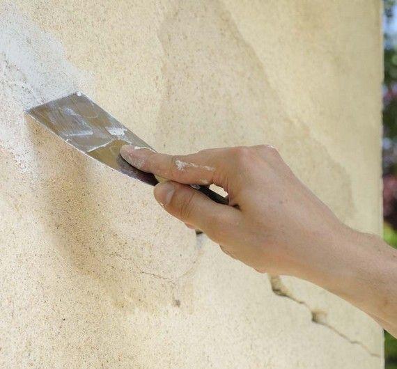 Reparation Poudre Exterieur Comment Reparer Appui De Fenetre