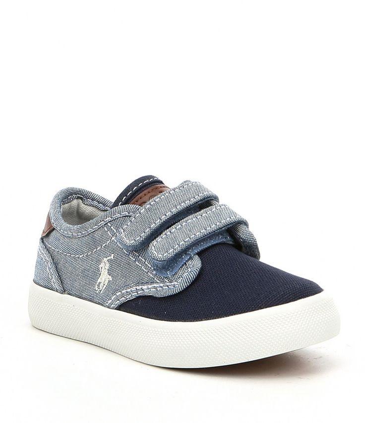 Polo Ralph Lauren Boys Lewis EZ Sneakers #Dillards