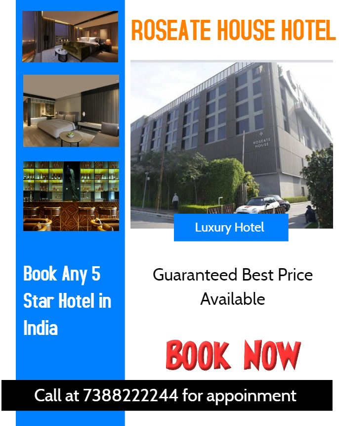 Book Any Five Star Hotel In India Guaranteed Best Rates Available