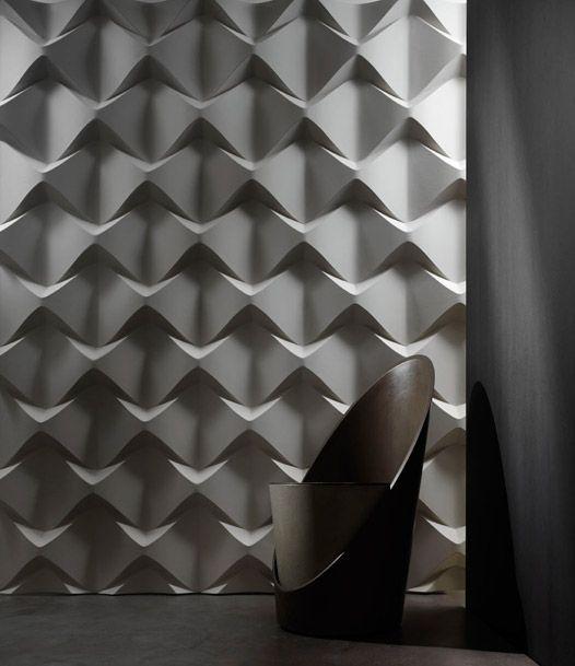 3D Surface 'Caos' tiles