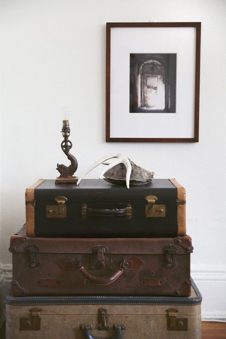 Suitcase With Drawers 478 Best Suitcase Decor Images On Pinterest Suitcase Decor