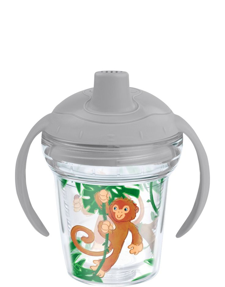 Swingin On A Vine My First Tervis Sippy Cup With Lid