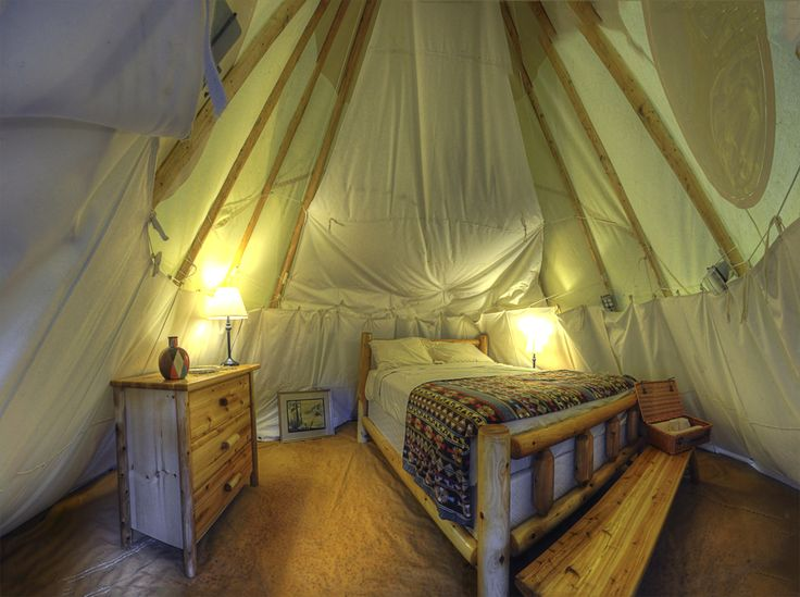 Fancy How to Make Your Own Livable Teepee