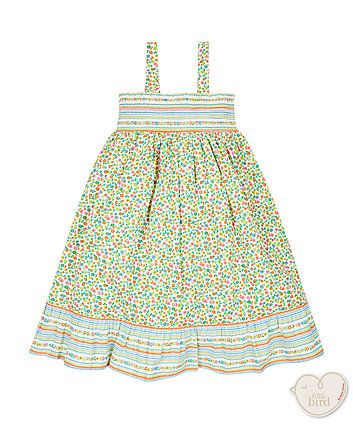 Little Bird by Jools Ditsy Floral Sun Dress