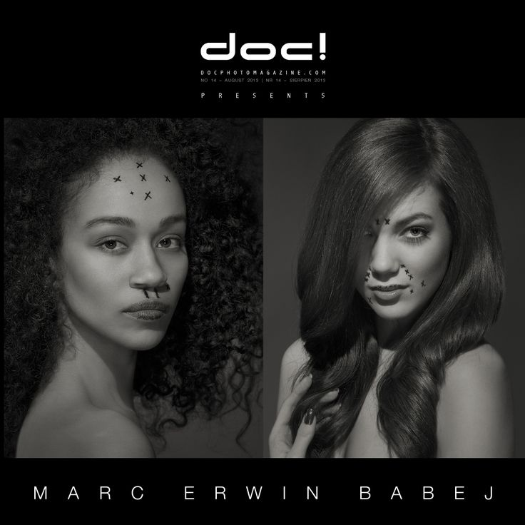 "doc! photo magazine presents:  Marc Erwin Babej  ""Natural Beauty: You've Got Competition"" (photo essay, doc! #14, pp. 48-73)   ""We Have Become Desensitised to Images with an Overt Message"" (interview, doc! #14, pp. 35-47)"