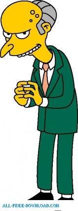 Charles Montgomery Burns 01 The Simpsons