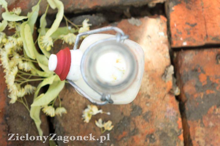 Luksusowy lotion z kwiatu lipy
