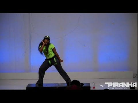 Hip Hop with Nayokia - Anaconda Nicki Manoj #hiphop #dance #zumba #workoutvideo #choreography