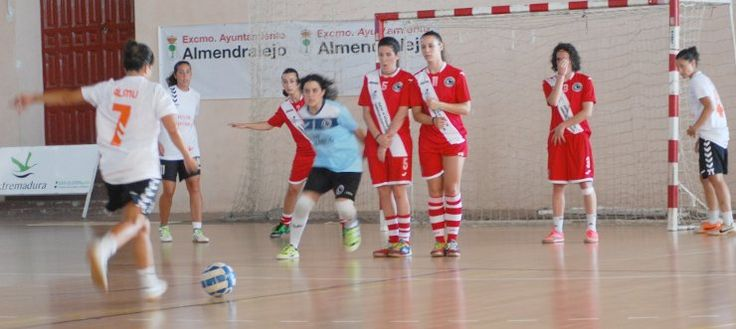 Una gran generación repite victoria   http://efcf.es/podex-de-don-benito-vence-el-ii-torneo-de-futbol-sala/  Podex de Don Benito, ganó el II Torneo de Fútbol Sala Femenino de Almendralejo,  al vencer a uno de los equipos locales, el Almendralejo FS, por 4 a 2 en una final muy disputada.  #EFCF #verano #futsal #torneo #Almendralejo