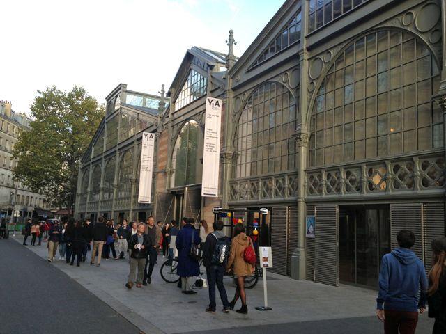 YIA Art Fair 2014, Paris