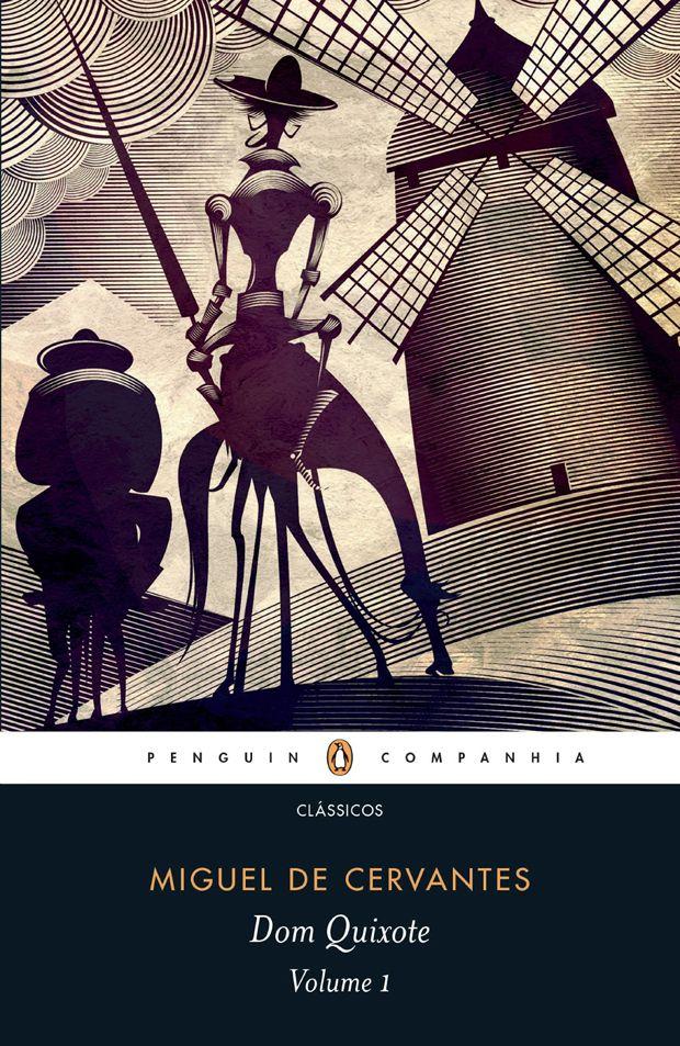Don Quichotte version brésilienne en deux volumes