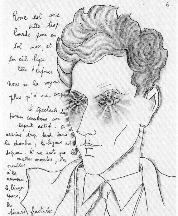 Jean Cocteau - Jean the Birdman